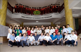 International Cooperation Master Programme